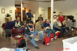 Community Emergency Response Team class - October 2007