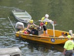 WATER RESCUE EXERCISE - JULY 6, 2010